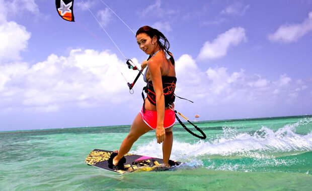 Активный отпуск: современные виды пляжного спорта