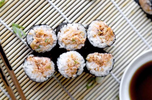 Аппетитные блюда, которые можно приготовить из банки тунца