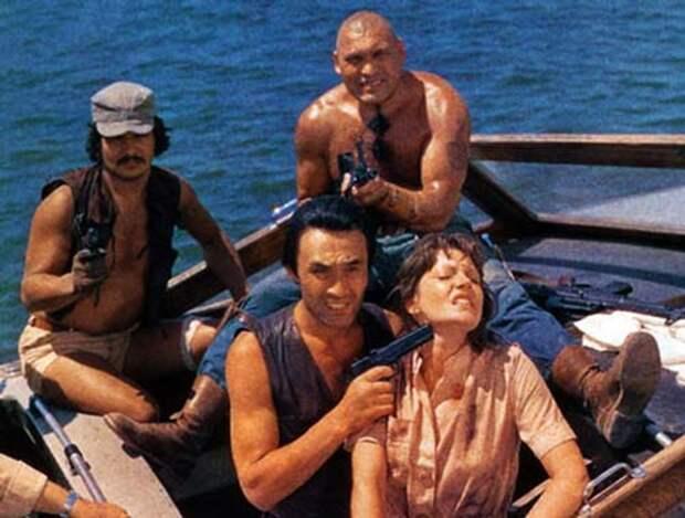 Кадр из фильма «Пираты ХХ века», 1979 год