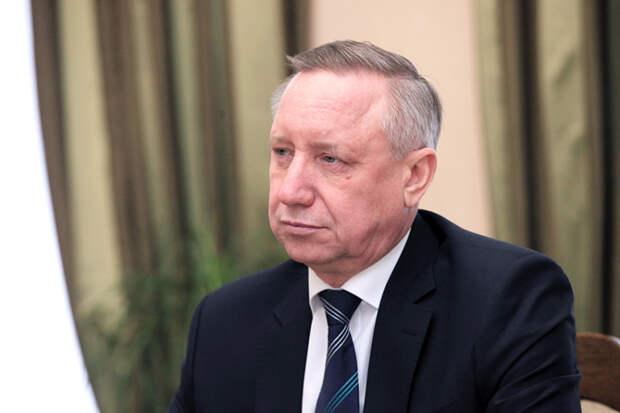 Градоначальник Петербурга рассказал о достижениях правительства