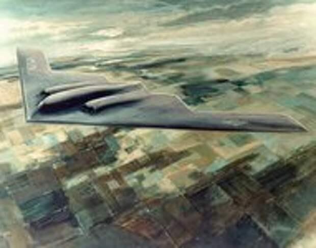 Украина купит у США все ядерные бомбардировщики B-2?