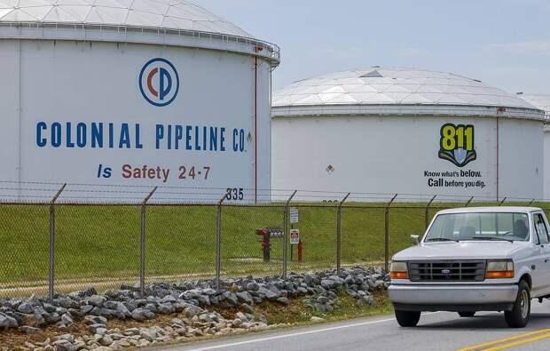 Работу Colonial Pipeline полностью восстановили