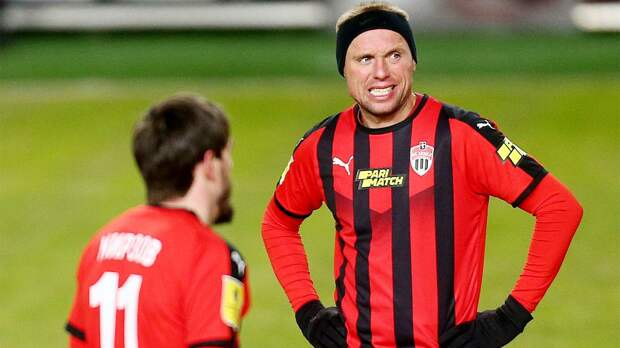 Глушаков получил травму в матче с «Тамбовом»