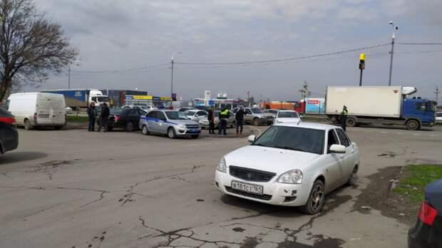 Силовики отказались комментировать зачистки иблокировки нарынках под Ростовом