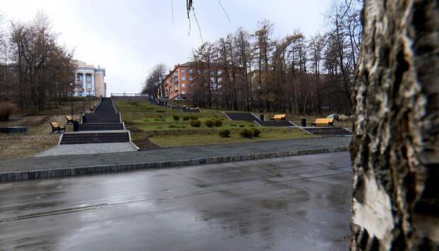 Депутаты выявили дефекты в реконструкции спуска на Титова
