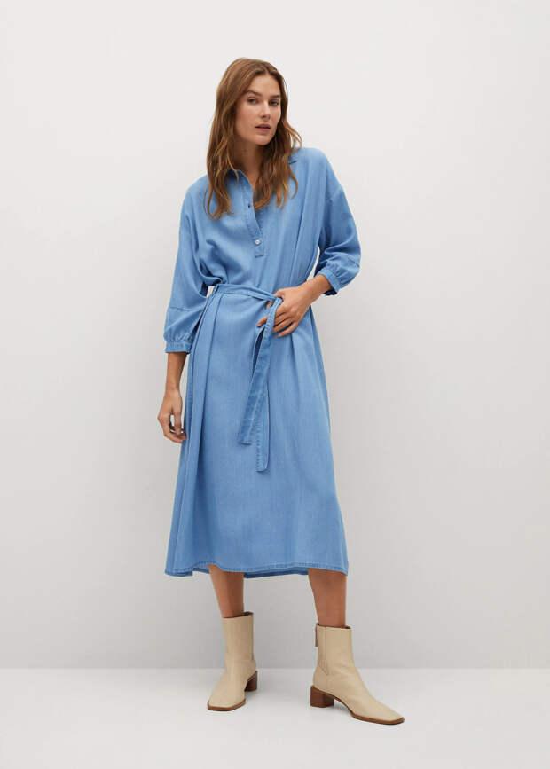 Mango-traper-haljina-proljeće-2021.-2