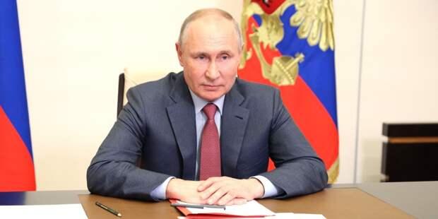Путин: Палестино-израильский конфликт напрямую касается вопросов безопасности России