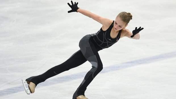Семенович назвала причину неудачи Трусовой на чемпионате мира