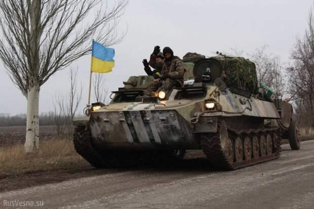 Эксперт: «масштабные» сооружения Украины на границе с РФ повергли в шок военных стратегов ЕС