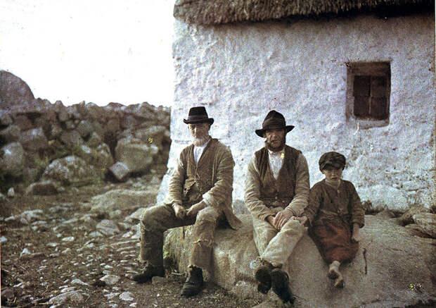 1913incolor19 1913 год в цвете: Каким был мир 100 лет назад