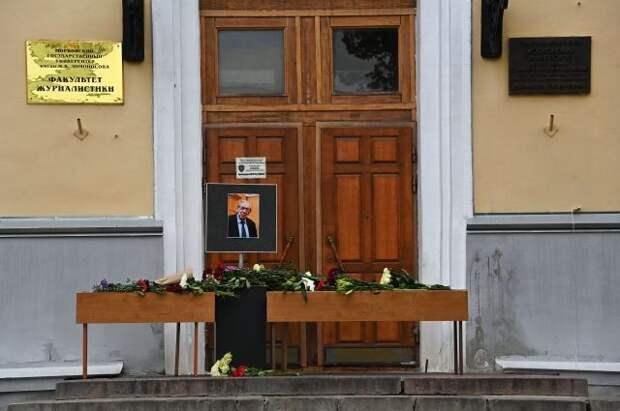 Президента журфака МГУ Засурского похоронят на Троекуровском кладбище