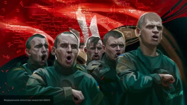 Украинские националисты напали на российских дипломатов во Львове
