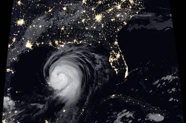 Ураган «Салли» у южного побережья США усилился до второй категории