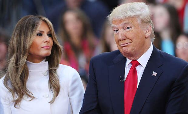 Дональд и Мелания Трамп заразились коронавирусом
