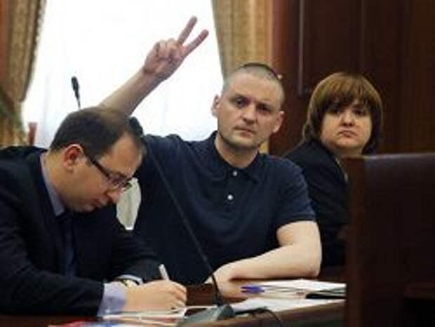 Новость на Newsland: Прокурор попросил для Удальцова восемь лет колонии