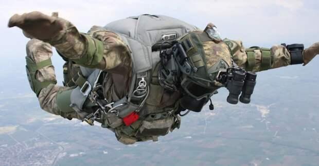 Десантный парашют – история взлётов и падений