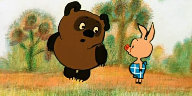 Песни из советских мультфильмов: Часть первая…