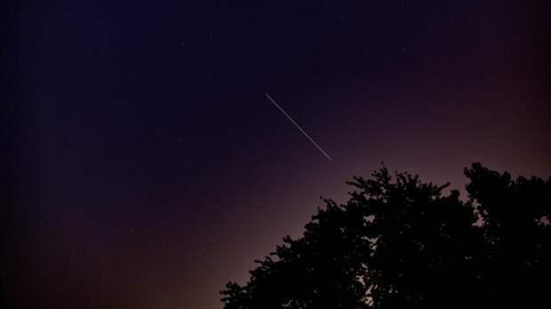После «космопоезда» Илона Маска в небе над Петербургом можно будет увидеть пролёт МКС