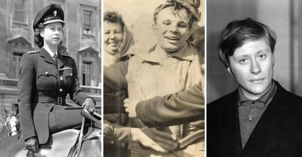 Они навсегда вошли в историю: 15 редких фото известных всем знаменитостей