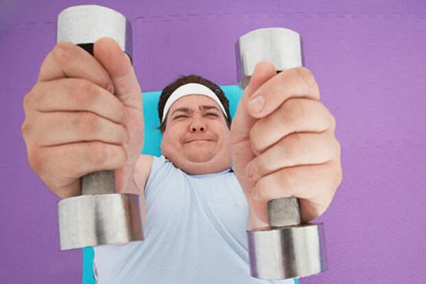 Названа главная ошибка приборьбе сжиром наживоте