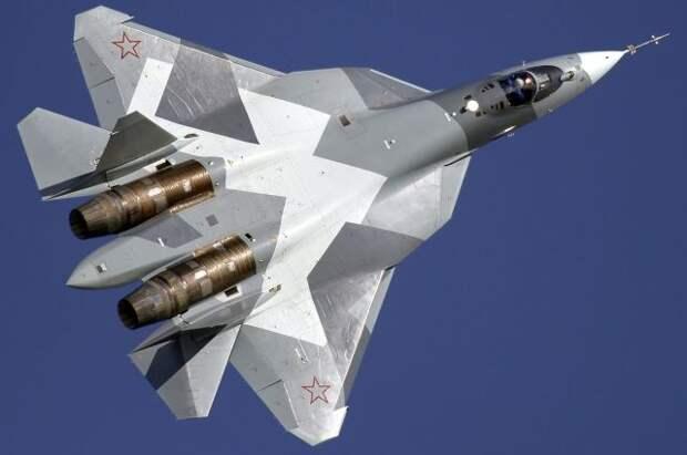 Су-57 смогут наводить на цели зенитные комплексы «Прометей» и «Триумф»