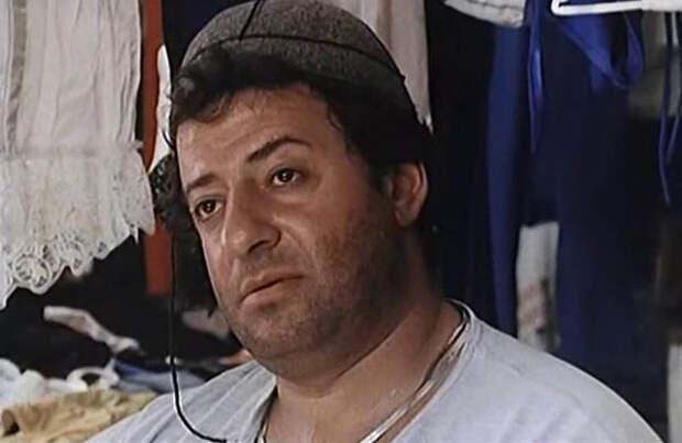Солнечный актер Мамука Кикалейшвили