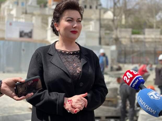 На реконструкцию Митридатских лестниц потратили почти 700 миллионов рублей
