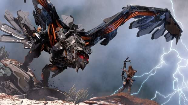 Создатели Horizon: Zero Dawn специально скрывают сюжет игры