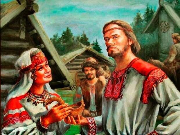 На каком языке говорили славяне?