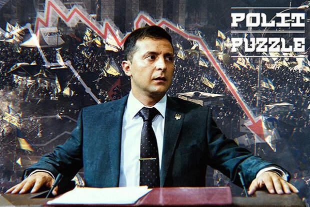 «Нам конец»: украинцы доходчиво объяснили, почему Зеленскому недолго быть президентом