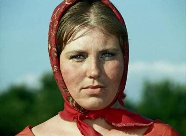 Кто она, таинственная актриса, сыгравшая незабвенную Катерину Матвеевну в «Белом солнце пустыни».
