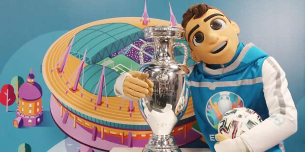 Песню рэпера Моргенштерна исключили из плейлиста Евро-2020