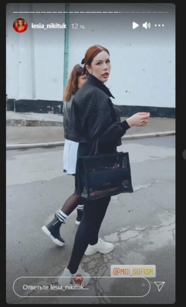 """Никитюк поставила Плакидюк из """"Супер топ-модель по-украински"""" в неловкое положение:""""Разве ты не тигрица?"""""""
