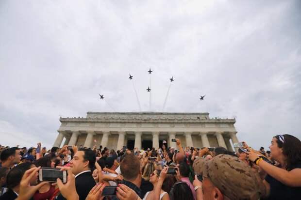 День независимости США в фотографиях