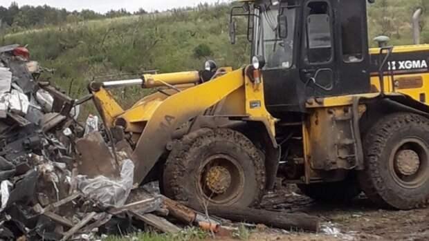 Более 200 несанкционированных свалок ликвидируют в Тюменском районе