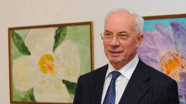 Бывший премьер Украины Азаров арестован заочно