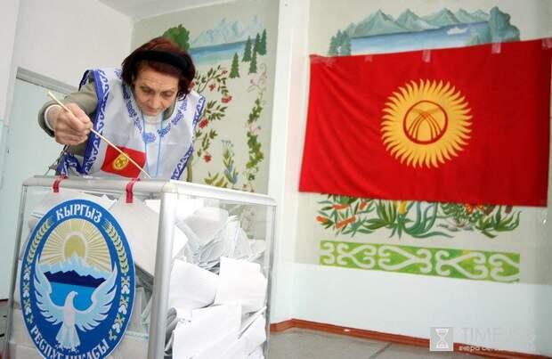 Киргизия перед выборами