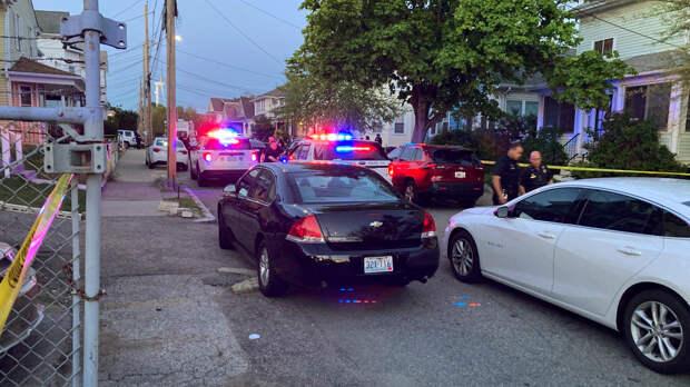 Стрельба в США: девять человек ранены в Род-Айленде