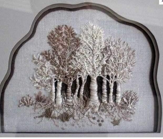 Штопанный лес (подборка)
