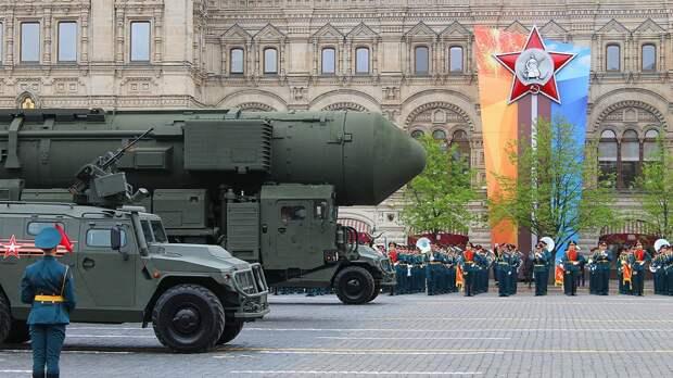 """В США назвали ракетный комплекс """"Ярс"""" самым пугающим оружием России"""