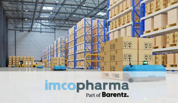 IMCoPharma открыла новую складскую площадку в Подмосковье