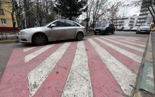 За стоянку на «красных квадратах» прилетит штраф – 3 тыс. рублей
