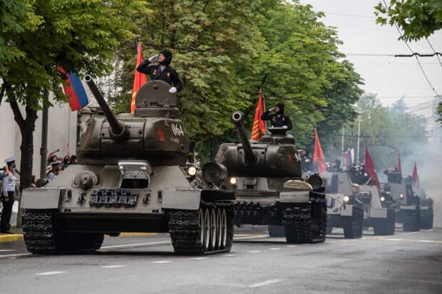Как в Севастополе отпразднуют День Победы