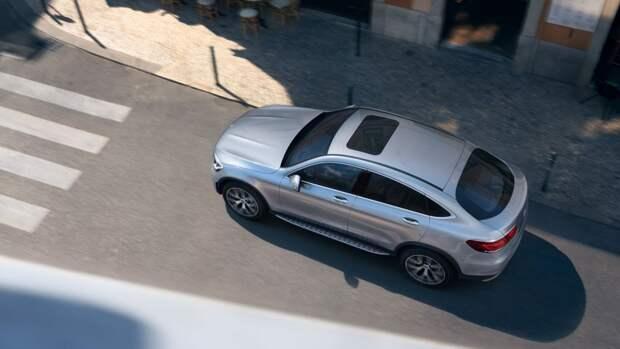 Кроссовер Mercedes-Benz GLC стал лидером по надежности среди авторынка ЕС