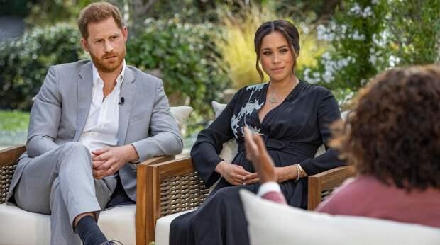 Меган Маркл и принц Гарри раскрыли пол второго ребенка и рассказали о тайной свадьбе