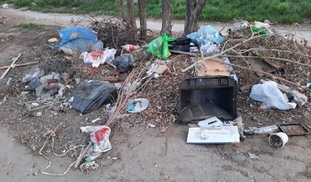 По требованию прокуратуры в Орске ликвидировали свалку у реки Елшанка