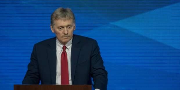 В Кремле прокомментировали палестино-израильский конфликт