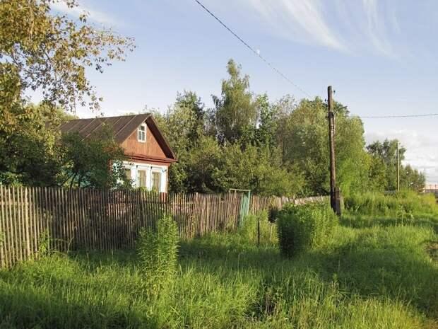 Добрая сказка про Домового деревня, домовой, жизнь, истоия