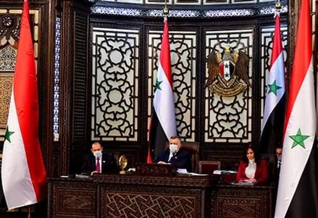 В Сирии проходят выборы президента