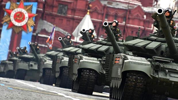 Немецкий журналист поделился впечатлениями с Парада Победы